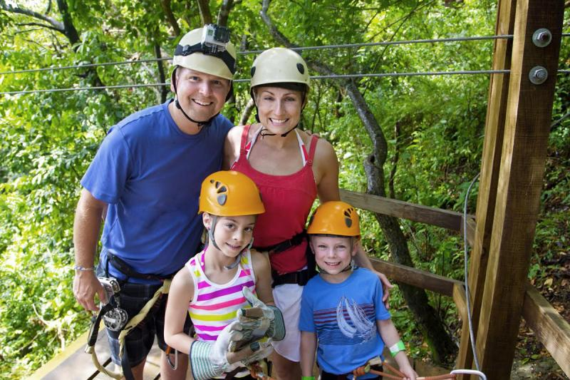 Charleston Zipline Adventures