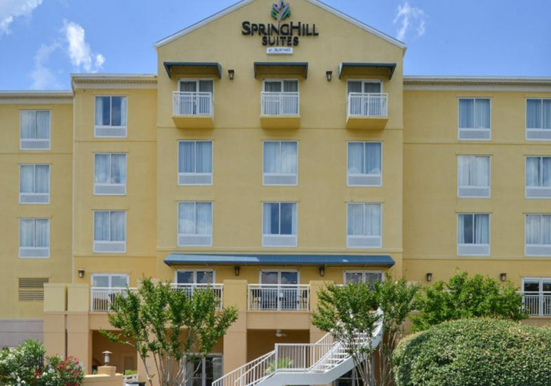 Springhill Suites Charleston Downtown / Riverview
