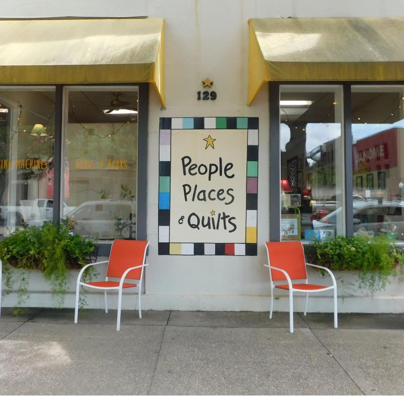 People, Places, and Quilts